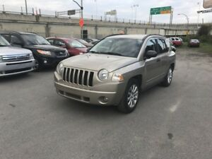 2009 Jeep Compass Sport FINANCEMENT 100% approuver