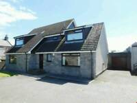 4 bedroom spacious detached family house in Fraserburgh
