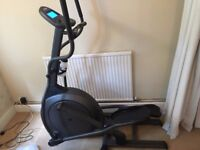 Model X1500 Cross Trainer, barely used! £250 ONO. VGC Collection only