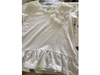 Girl's M&S t-shirt age 6-7 years