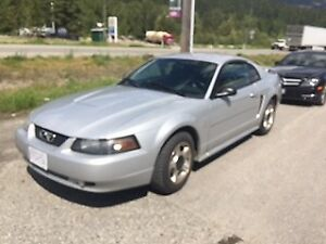 2003 Ford Mustang Coupe (2 door) $2900