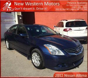 2012 Nissan Altima 2.5 S ACCIDENT FREE! LOW KM!