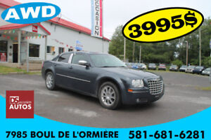 CHRYSLER 300 TOURING 2008  **AWD**FULL EQUIP** TOIT OUVRANT