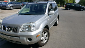2005 Nissan X-trail LE Limited SUV, Crossover
