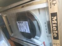 Miele wtf130wpm washer dryer in white BRAND NEW!!!!