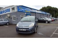 Citroen C4 Picasso 1.6 HDI VTR+ 110HP (grey) 2007