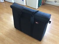 iMac 27inch padded carry case