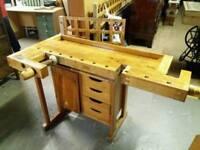 Original Sjobergs broderna work bench