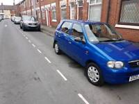 2005 Suzuki alto GL 1.0litre 5 speed petrol manual