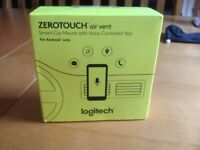 Logitech Zerotouch air vent hands free system (for Android only)