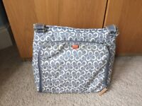 Pacapod Dove Grey Changing Bag