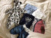 Boys up to 1 month clothes