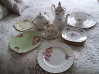 Selection of china in excellent condition!