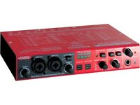 Roland Edirol FA-101 Firewire Audio Interface Soundcard 10 in 10 out
