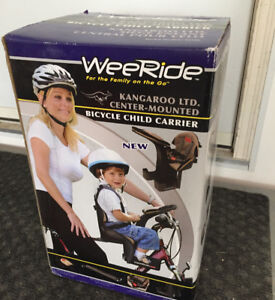 Bike Child Carrier -  New in Box