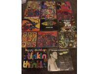 HAPPY MONDAYS AND INSPIRAL CARPETS CD COLLECTION BULK 35 DISCS RARE COLLECTABLE
