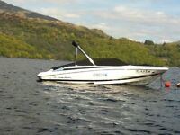 Regal 2200 Bowrider power boat for sale 2004 with SBS Twin Axle Trailer, Serviced and Ready to go