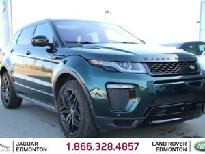 2017 Land Rover Range Rover Evoque HSE Dynamic BLACK PACK - 4yr/