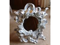 Decorative reproduction antique mirror