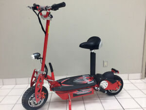 New Etek Powersports Electric Scooter at SOAR Hobby and More!!!