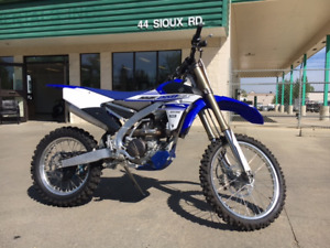 2016 Yamaha YZ250FX, MINT BIKE only $69 bi-weekly! (SOLD!!)