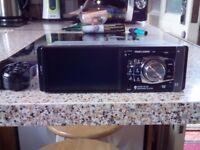 "4.1"" screen radio, sd, usb , aux car stereo player, ( NON CD )"