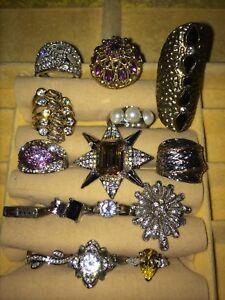 Rings various styles