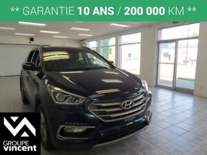 2017 Hyundai Santa Fe Sport LUXURY **DÉMO**
