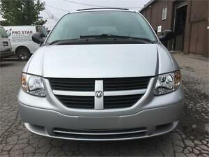 2007 Dodge Grand Caravan-WOW-95000 KM CERTIFIED-WARRANTY INCLUDE