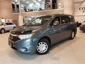 2011 Nissan Quest 3.5 S-TV/DVD-ONLY 81KM