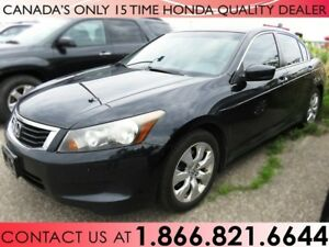 2008 Honda Accord EX | 1 OWNER | NO ACCIDENTS | LOW PRICE!