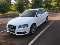 Audi A3 S line 2.0 TDI 5 Doors Excellent Condition