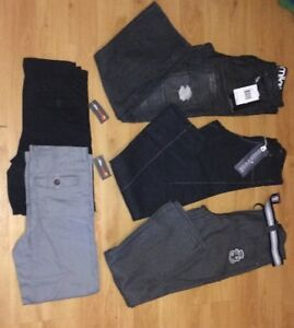New w tags Size 14 Brand Name Jeans & 2 cargo pants