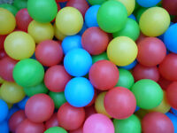 Balls for Ball Pit | Bag of 500 Multi-Coloured