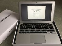 Apple MacBook Air 11 inch 2012 8GB RAM 128GB SSD HD