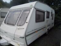 4/5 BERTH SWIFT 1997 WITH AWNING