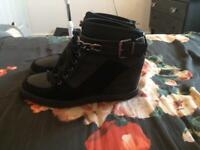 Size 5 trainer wedges