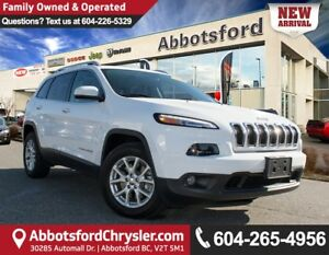 2016 Jeep Cherokee North ACCIDENT FREE!