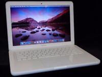 APPLE MACBOOK UNIBODY 2009/10 INTEL CORE 2 DUO 2.26GHZ 2 RAM 250GB HDD WIFI WEBCAM OS X