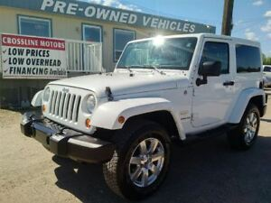 2013 Jeep Wrangler Sahara - Navigation - Manual