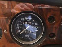 MGB 1977 Damask Red 73000 miles. MOT May 2018