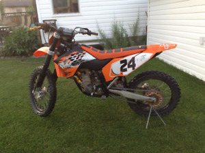 2008 KTM 250 SXF (Reduced to 3600)