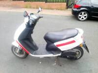 Peugeot vivacity 3 . 2011 with mot