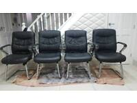 Leather Office/Conference Chair £60