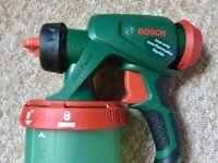 Bosch PFS 3000-2 All Paint Spray System/Spray Gun