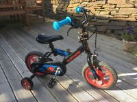 Toddler bike & trail gator