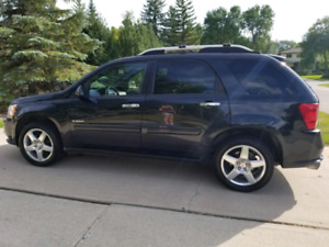 2009 PONTIAC TORRENT GXP/AWD