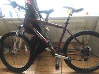 Pinacle mountain bike smooth ride