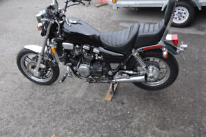 1984 Magna VF500C V30 excellent condition well maintained