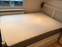 Double mattress for sale in great condition